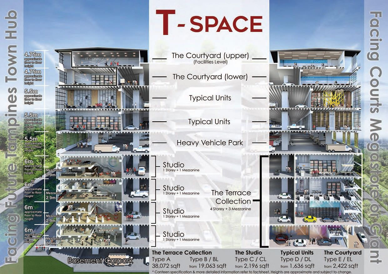 tspace-tampines-layout