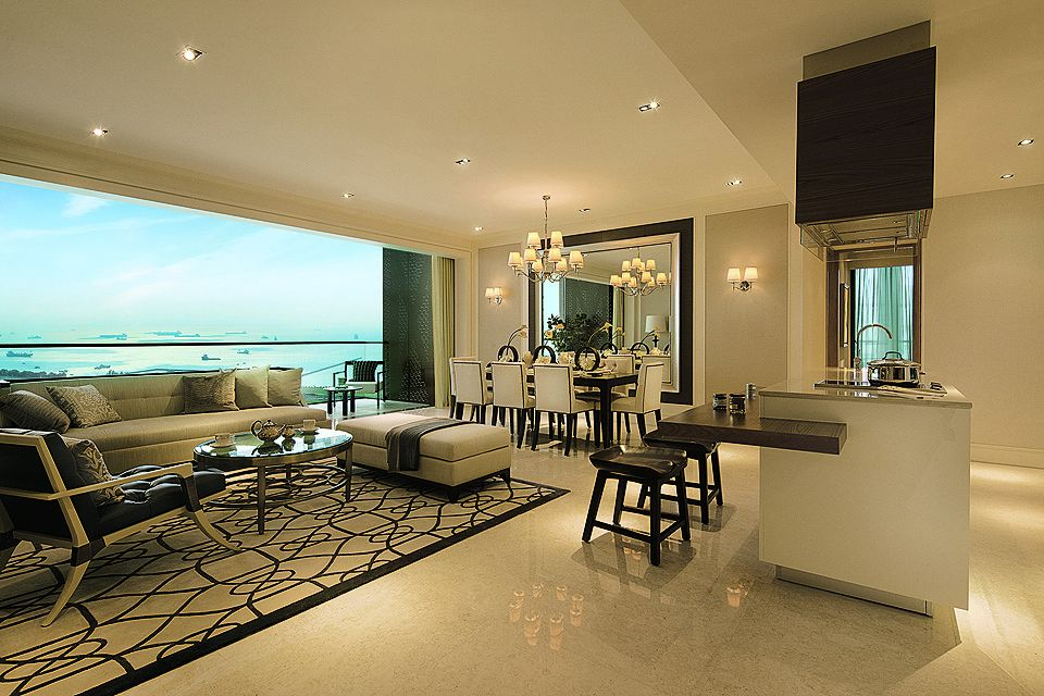 Marina One Residences Showflat
