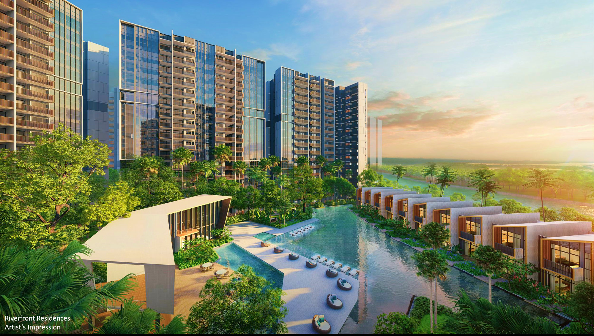 Riverfront Residences Hougang