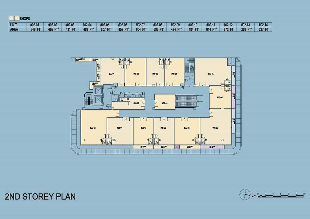Hexacube units mix floor plans for Floor plans for 160 000