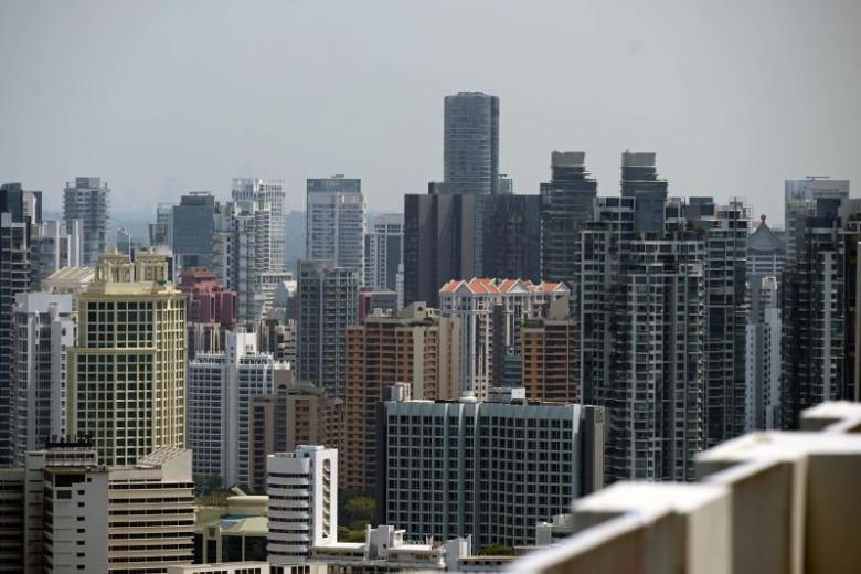 Singapore's luxury apartment market is hot, thanks to China
